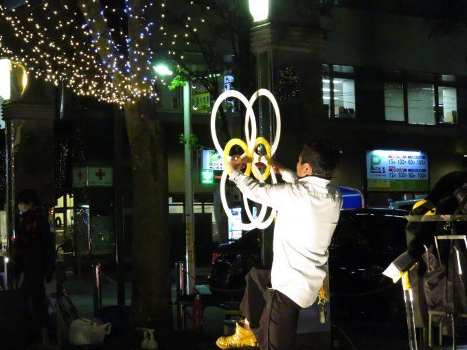 青葉イベント広場の大道芸人8