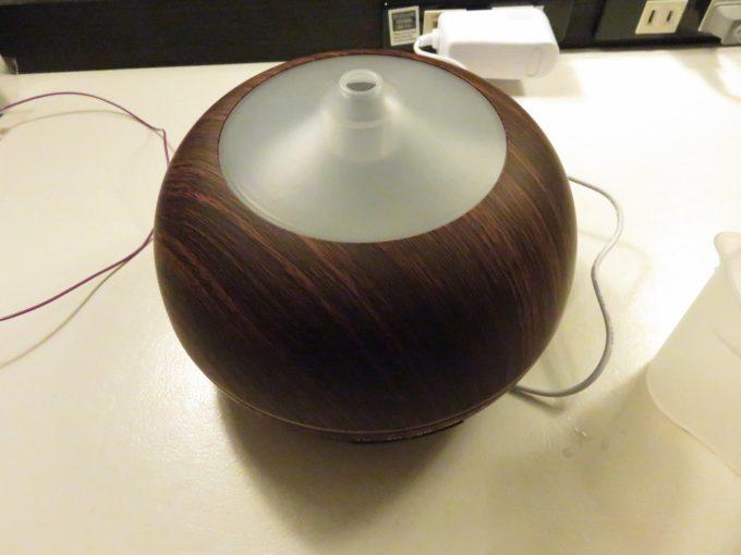 Tenswall 超音波式 アロマディフューザー加湿器 使用方法5