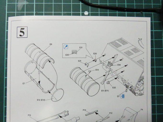 超重戦車マウス 説明書 5番
