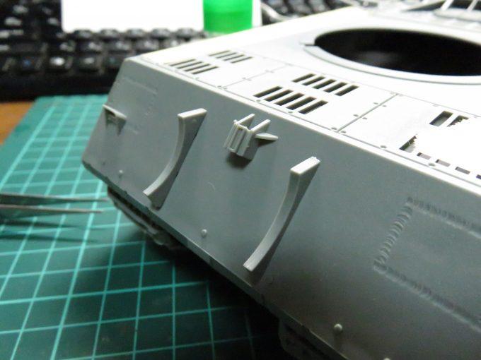 超重戦車マウス 燃料タンク基部3
