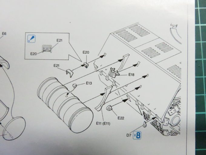 超重戦車マウス 説明書 5番 その3
