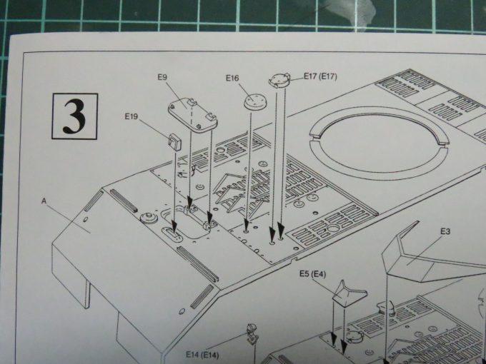 超重戦車マウス 説明書 3番 その2