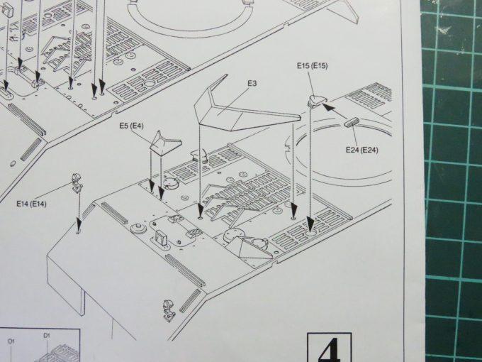 超重戦車マウス 説明書 3番 その3