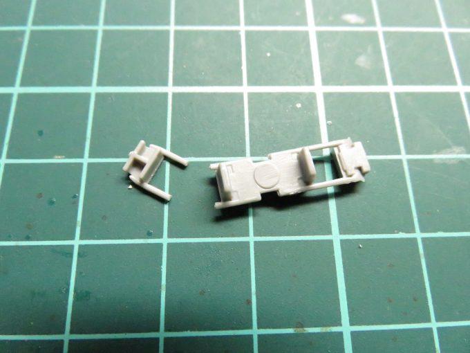 マウス 連結式履帯 切り離し時の注意2