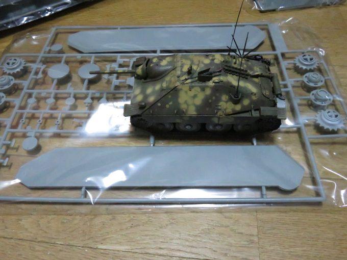 マウス 側面装甲板