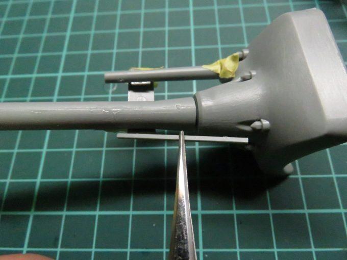 超重戦車マウス アンテナ避け3