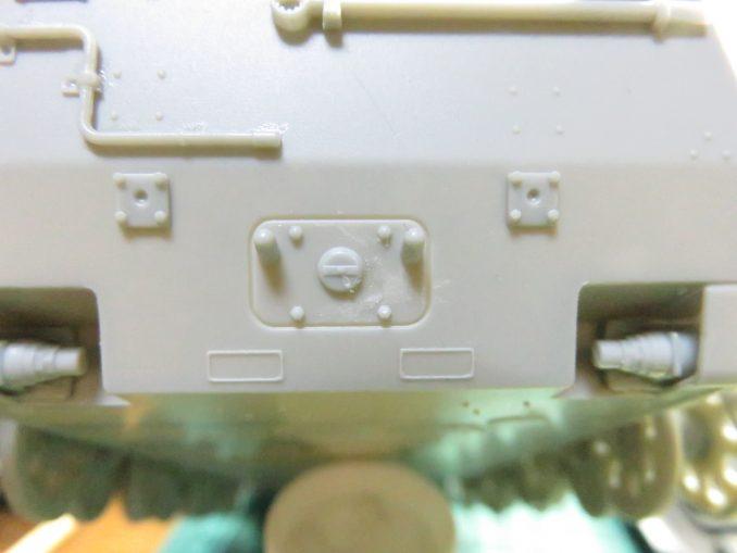 フラックワーゲン 吸気口の脱落防止チェーン2
