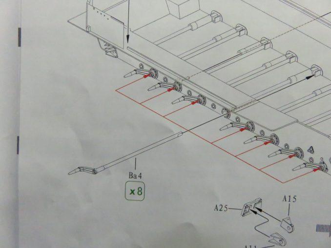 フラックワーゲン 説明書 トーションバー