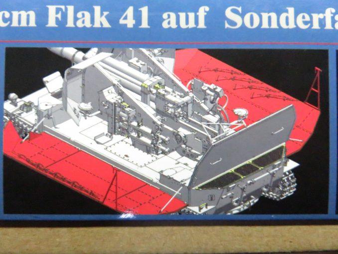 ブロンコ フラックワーゲン 箱側面 装甲板