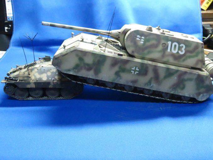 超重戦車マウス あのシーン