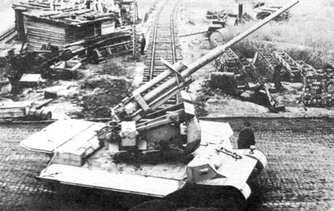 装甲板を展開したPz.Sfl. IVc