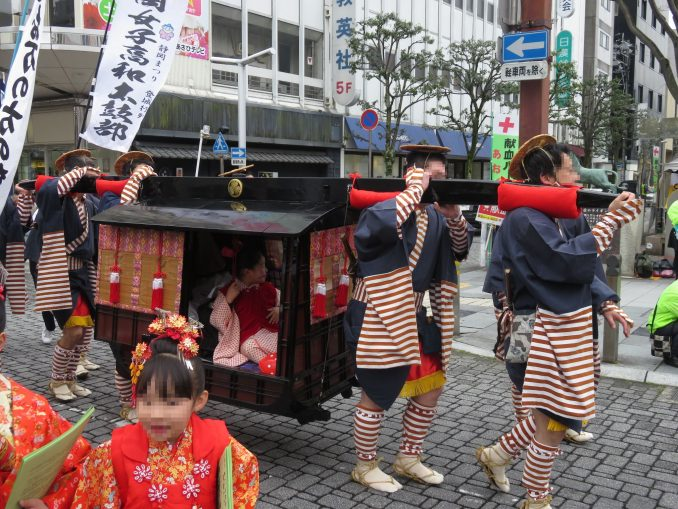 静岡まつり  登城行列5
