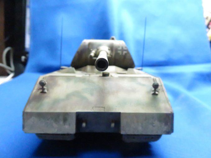 超重戦車マウス 真正面