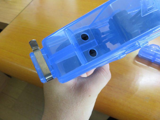 Park Tool CM5.2 サイクロン 洗浄液注ぎ口
