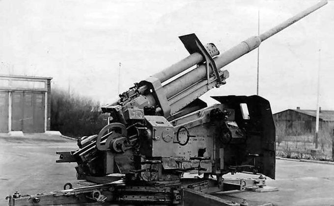 74口径 8.8cm Flak41