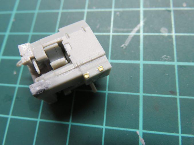 フラックワーゲン Flak41 砲尾の組み立て11