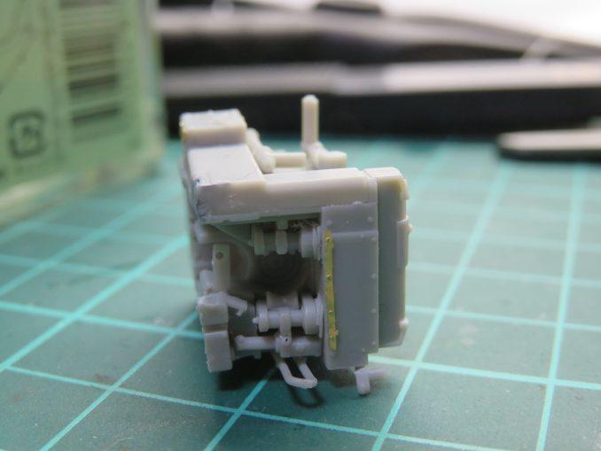 フラックワーゲン Flak41 砲尾の組み立て12