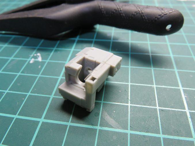 フラックワーゲン Flak41 砲尾の組み立て2
