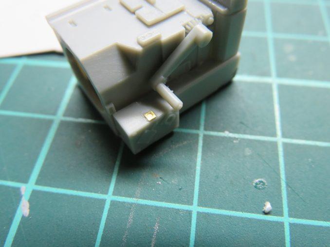 フラックワーゲン Flak41 砲尾の組み立て6