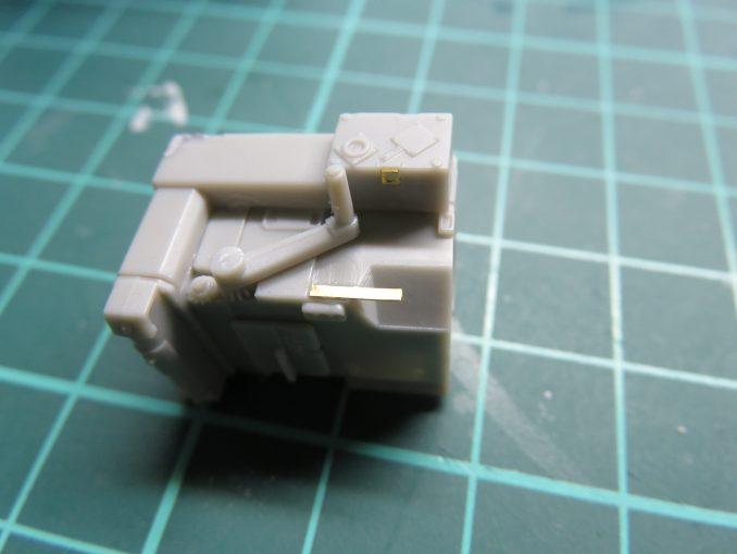 フラックワーゲン Flak41 砲尾の組み立て7