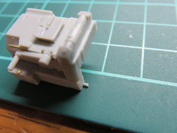 フラックワーゲン Flak41 砲尾の組み立て8