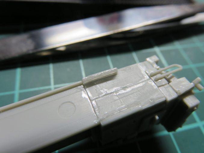 フラックワーゲン Flak41 可動部の微調整