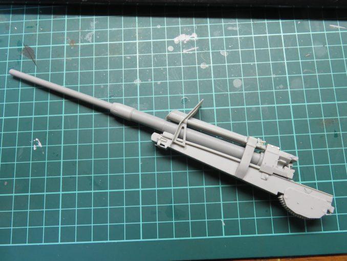 フラックワーゲン Flak41 ここまでの状態2