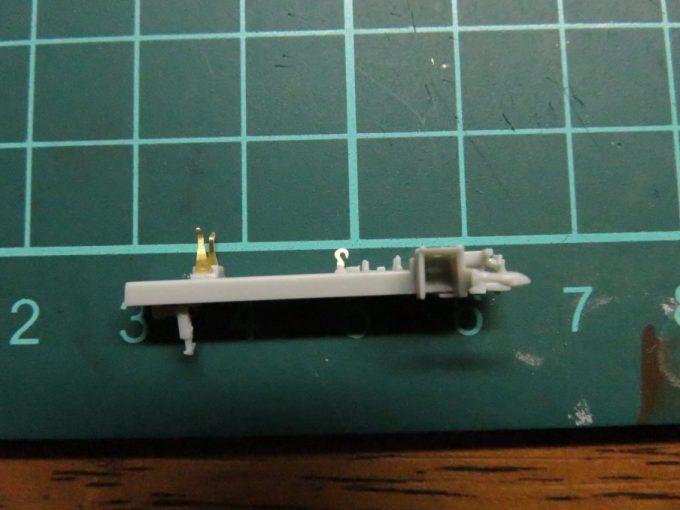 フラックワーゲン Flak41の信管設定装置の組み立て15