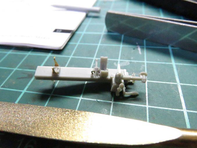 フラックワーゲン Flak41の信管設定装置の組み立て17