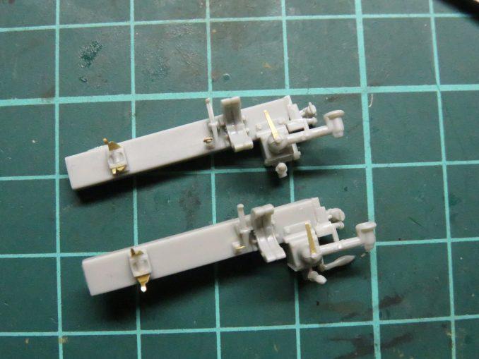 フラックワーゲン Flak41の信管設定装置の組み立て20