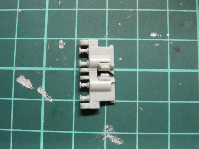 フラックワーゲン Flak41の信管設定装置の組み立て8