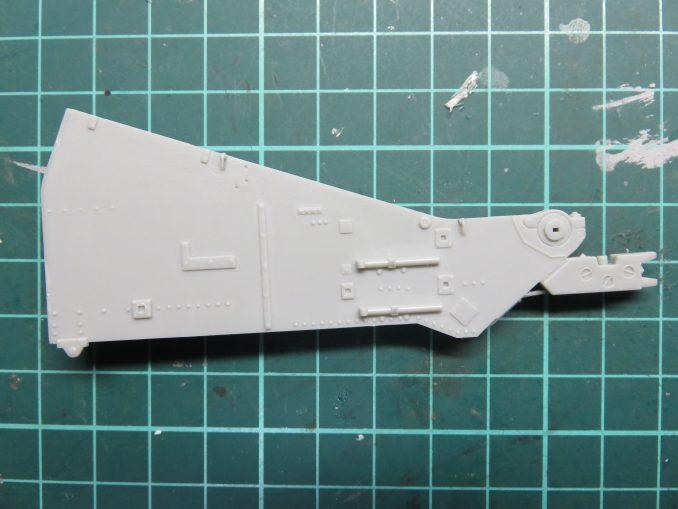 フラックワーゲン Flak41 砲架左側面