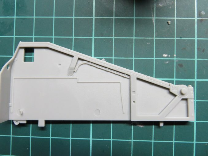 フラックワーゲン Flak41 砲架右側面2