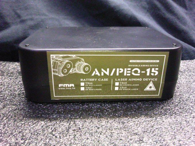 FMA PEQ-15 パッケージ
