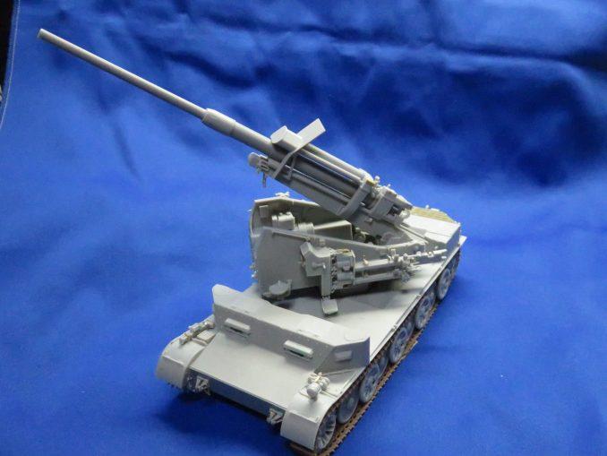 フラックワーゲン 8.8cm Flak41搭載