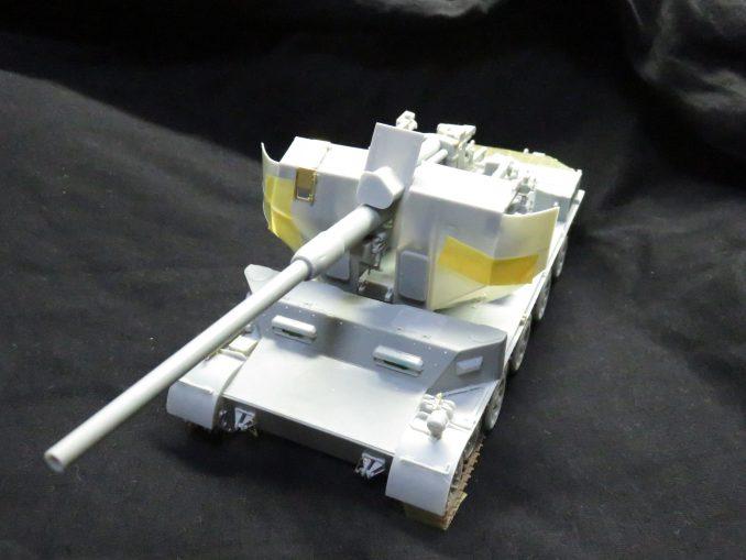 フラックワーゲン Flak41完成