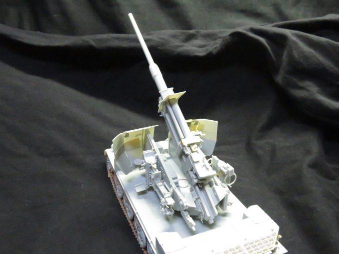 フラックワーゲン Flak41完成4