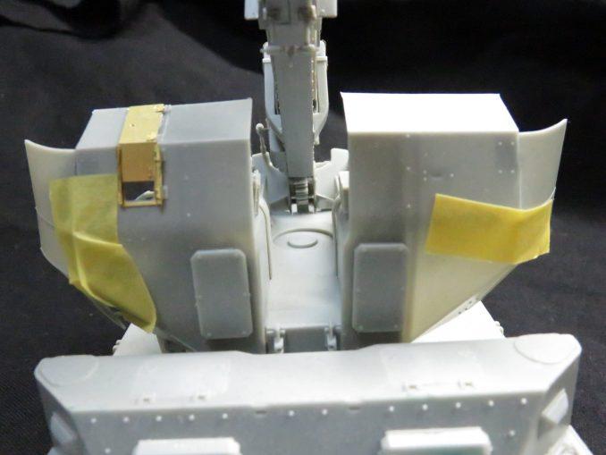 フラックワーゲン Flak41完成2