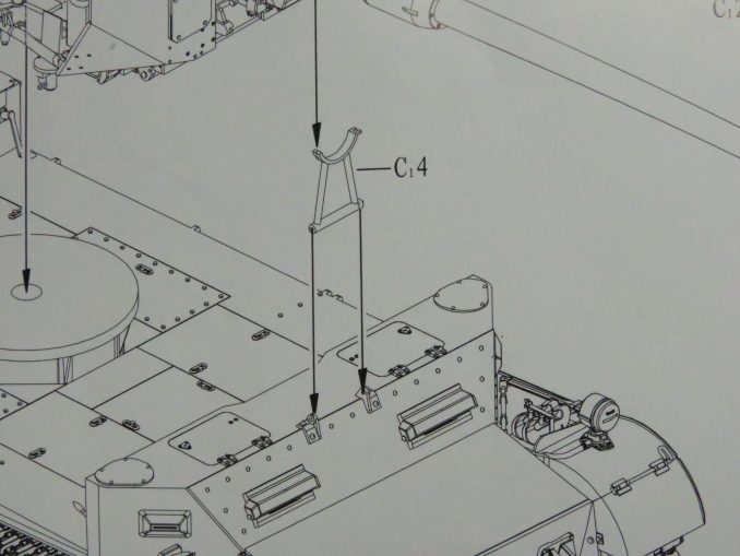 フラックワーゲン トラベリングクランプの組み立て2