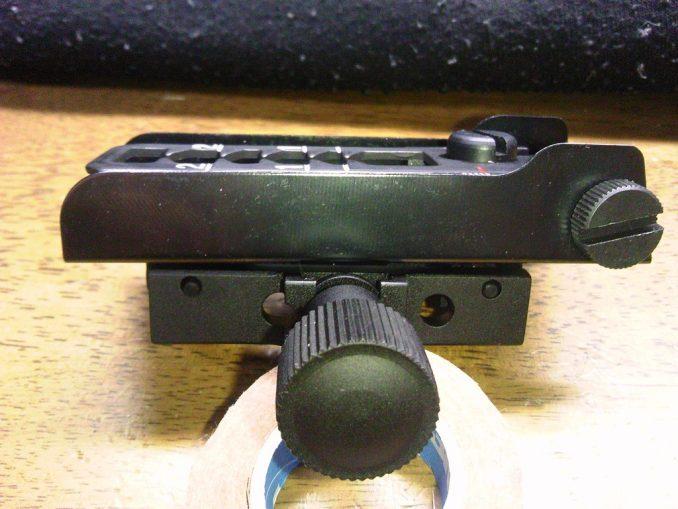 G&P M203 リーフサイト4