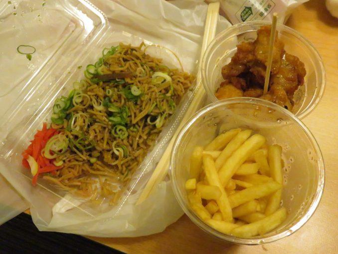 SBSサマーフェスト その他の食べ物