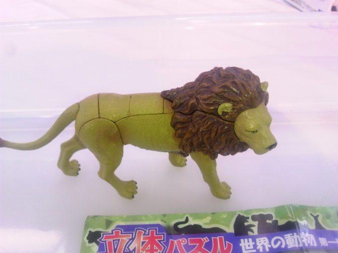 静岡ホビースクエア 世界の動物 立体パズル2