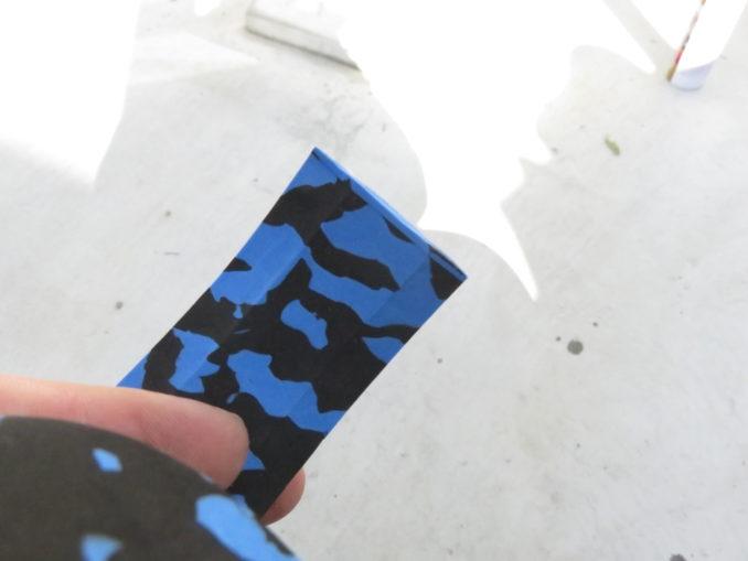ENGG バーテープ テープの内側