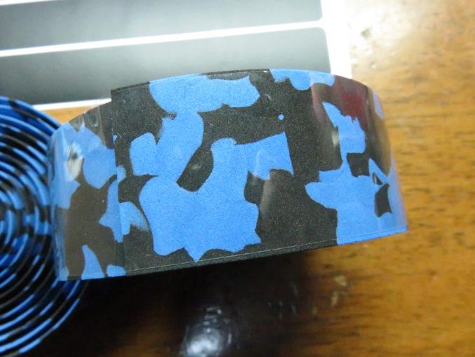 ENGG バーテープ テープの表面