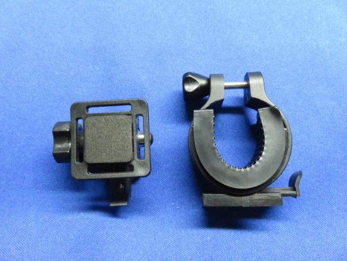 TaoTronics USB充電式ライト(TT-HP007) マウントパーツ