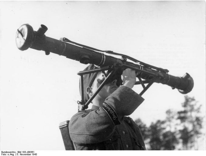 歩兵用の測距儀