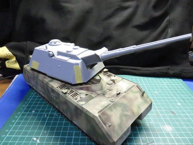 マウス対空戦車