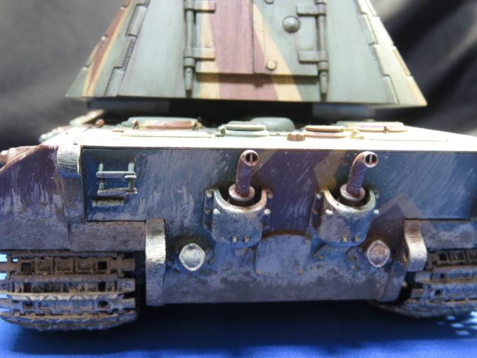 E-100 対空戦車 真後ろ