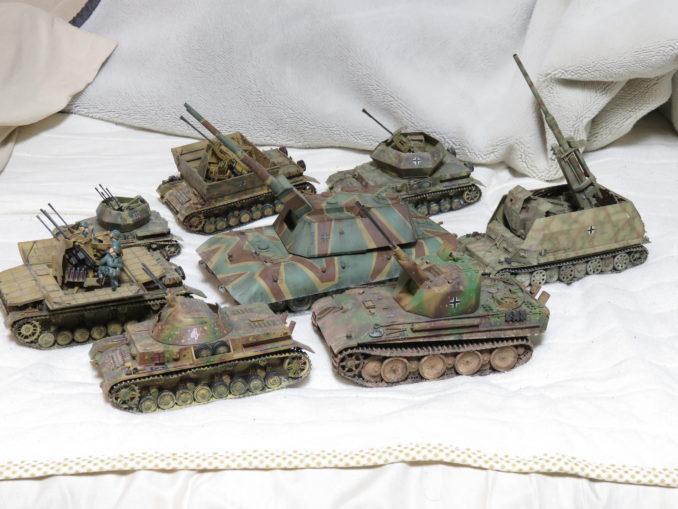 対空戦車たち