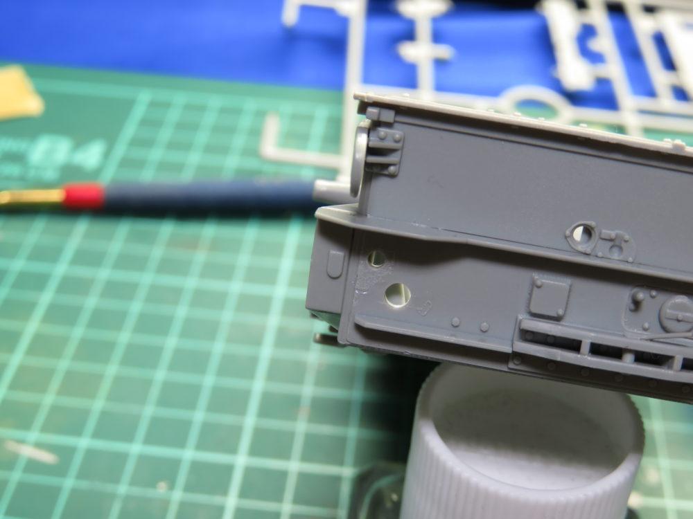 4号戦車 J型(中期) 遊動輪の基部